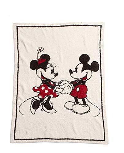 Barefoot Dreams Disney Blanket Cream Multi One Size