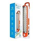 Syska Sparkle Rechargeable Emergency LED Lantern 12W (Orange)
