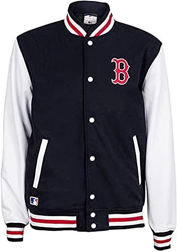 New Era Veste Team Apparel Varsity Boston Red Sox