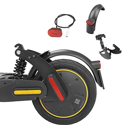 Fututech - Kit de suspensión trasera para patinete eléctrico Segway Ninebot Max...