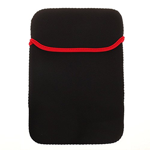 BRALEXX Universal Neopren 10 Zoll Tablet PC Hülle passend für i.onik TM3 Serie I - 10,1?, Schwarz