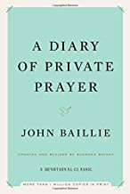 Best a diary of private prayer john baillie Reviews