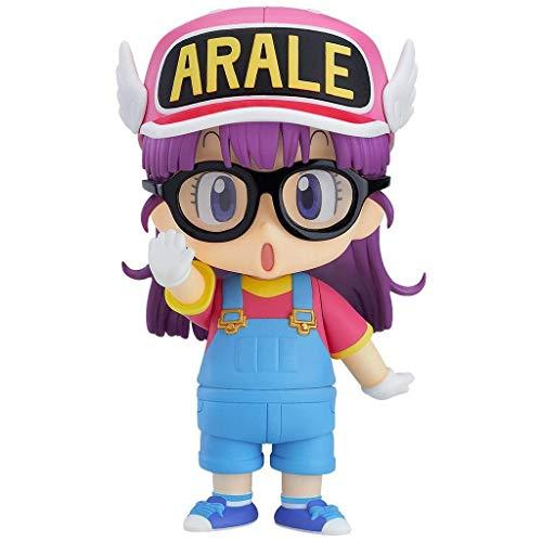 Lilongjiao Dr. Slump: Arale Nendoroid Action Figure Model Toys
