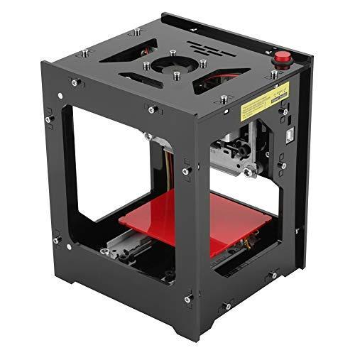 1500mW Máquina de grabado del grabador del arte de Bluetooth / 6000mAh DIY herramientas NEJE DK-BL impresora con velocidad rápida-Versión mejorada