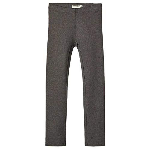 Name It Nkfdavina Noos Leggings Sweat Leggings für Mädchen, Grau 80 cm