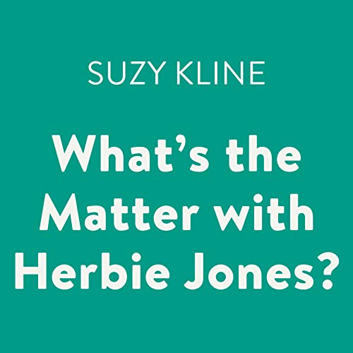 What's the Matter with Herbie Jones? audiobook cover art