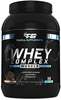 Best 100 whey nutrition facts Reviews