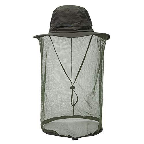 Orolay Head Net Hat Sombreros Safari Protección Solar Repelente al Agua Cubo Sombreros Boonie Oculto al Aire Libre