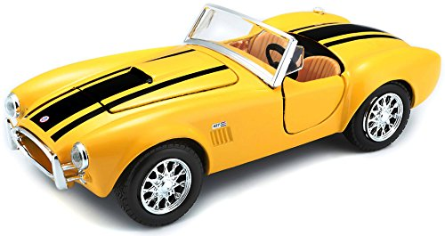 Bburago Maisto France - Shelby AC Cobra 427 1967 1/24 - Couleur aléatoire