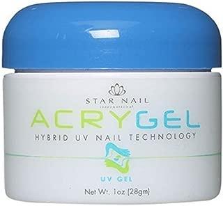 STAR NAIL AcryGel UV Gel Clear 1 oz