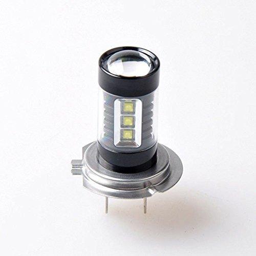 katur 80 W 16 SMD H7 OSRAM brouillard arrière DC 12 V ~ 24 V LED DRL lampe Source