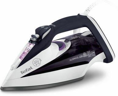 Tefal FV9513E0 Ferro a vapore Ceramica 2600W Viola, Bianco ferro da stiro