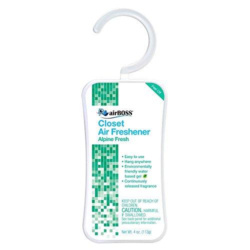 airBOSS Closet Air Freshener - Alpine Fressh (6)