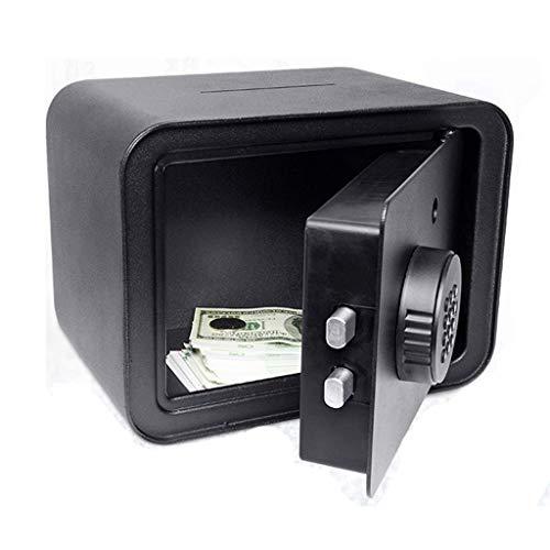 XHAEJ Banques d'argent/Tirelire Coffre-Fort Coffre-Fort Boîte Mot de Passe Boîte de Stockage Armoire Enfant Tirelire Comptage Money Jar/Big Tirelire Banque