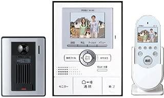 アイホン カラーテレビドアホン ROCOワイドポータブル KE-77