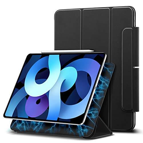ESR iPad Pro 11 ケース 2018モデル Apple Pencilペアリングとワイヤレス充電機能対応 マグネットス吸着式 ...