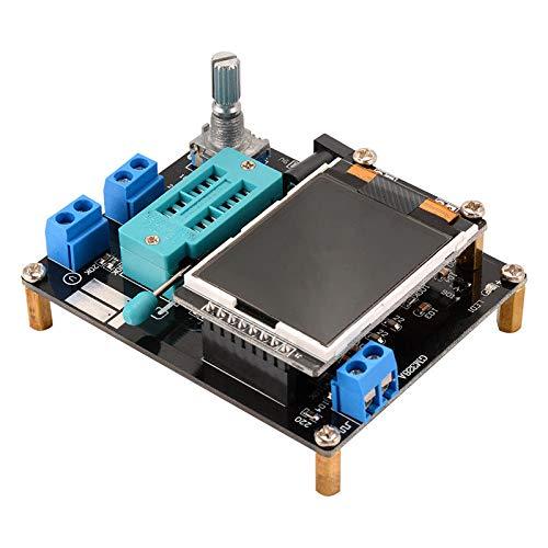 REFURBISHHOUSE Gm328A Transistor Tester Dioden Kondensator Esr Volt Frequenz Messer Pwm DIY Te790