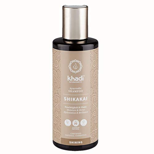Khadi Naturprodukte - Reisegröße Shampoo Shikakai Hydrati 30ml
