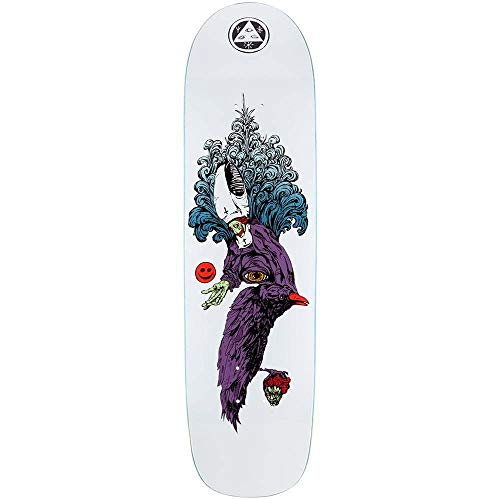 Welcome Skateboards - Tavola da skateboard 'Tonight I'm Yours on Son of Planchette', colore: Bianco