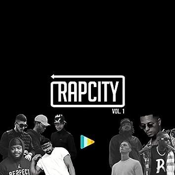 RapCity Vol. 1