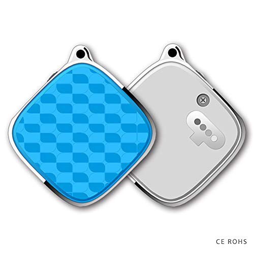 VCXZ Mini GSM GPS locator tracker Keychain GSM-tracking ontijdelen voor kinderen ouders huisdieren real-time alarm app-track