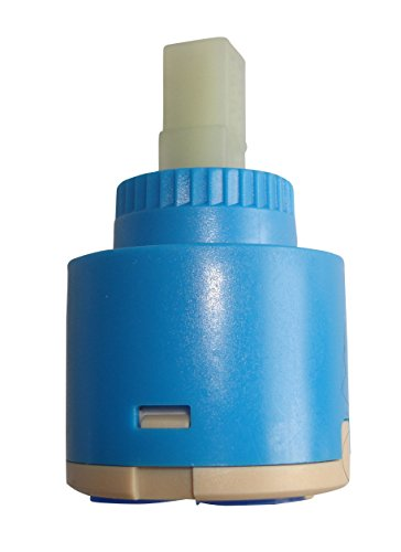35mm Ceramic Disc Cartridge Valve For Single Lever Monobloc Bathroom Or Kitchen Mixer Taps - Tap Replacement Spares by Grand Taps