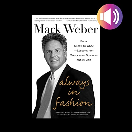 Always in Fashion: From Clerk to CEO cover art