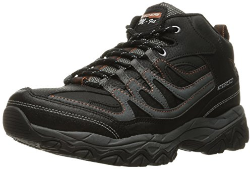 Skechers Sport Men's Afterburn M. Fit Mid-High Sneaker