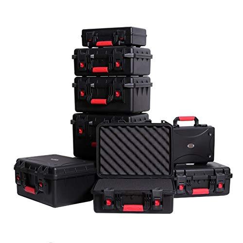 Caja herramientas Caja de seguridad protectora multifunción Caja de herramientas...