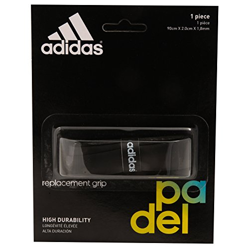 adidas padel Replacement Grip, Adultos Unisex, Black, Talla Única