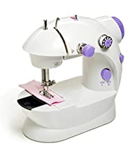 Portable Sewing Machine Mini With Foot Pedal & Light