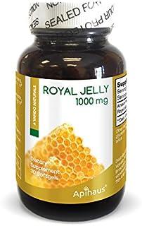 Apihaus Royal Jelly 1000mg 30softgels