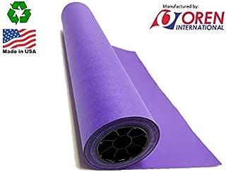 Purple Kraft Paper Roll │36