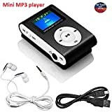 M Tech Digital Display Mini Mp3 Player with Earphone & Data Cable
