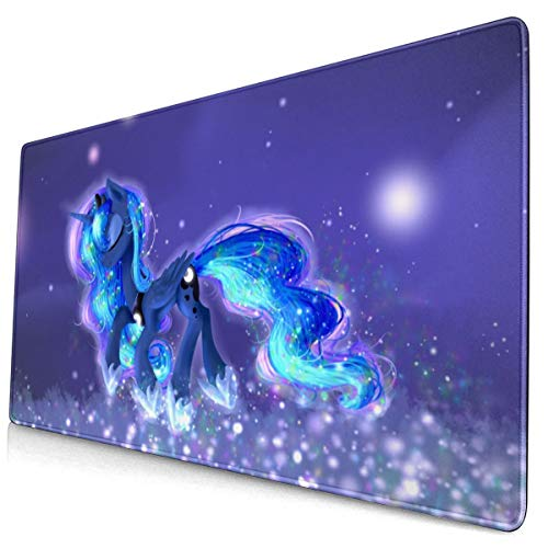 Gaming Mouse Pad, Non-Slip Rubber Gaming Mouse Pad, Rectangular Mouse Pad My Little Pony