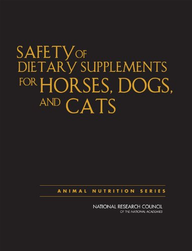Safety of Dietary Supplements for Horses, Dogs, and Cats (Nutrient Requirements of Animals)