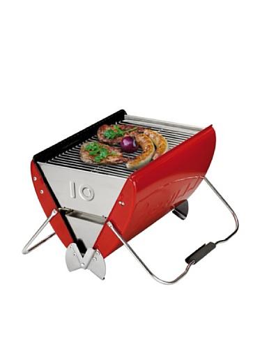 Küchenprofi 1069151400 Design-Holzkohlegrill, zusammenklappbar