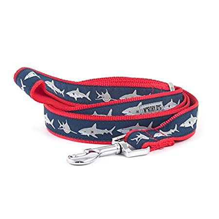 shark dog leashes