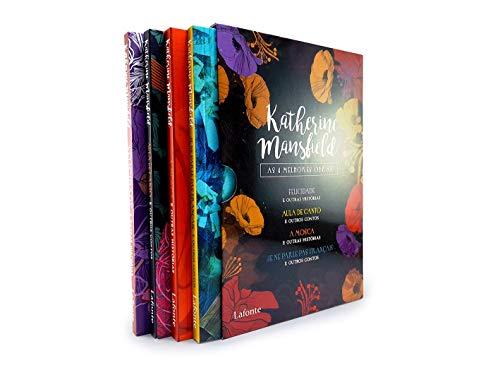 Box - Katherine Mansfield - 04 Volumes: Pocket