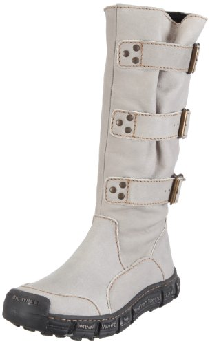 Rovers Damen Traction Stiefel, Grau/niebla, 38 EU