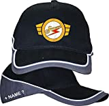 Beachfield Simson Mütze Hut Basecap Baseball Cap Kappe Star Spatz Sperber Habicht Logo Motiv Treffen DDR Oldscool Bekleidung Zubehör (8e-Simson Logo,...