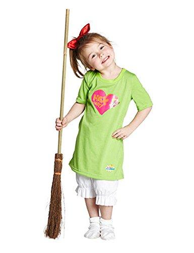 Bibi Blocksberg Hexe Kinder Kostüm Lizenzware 116