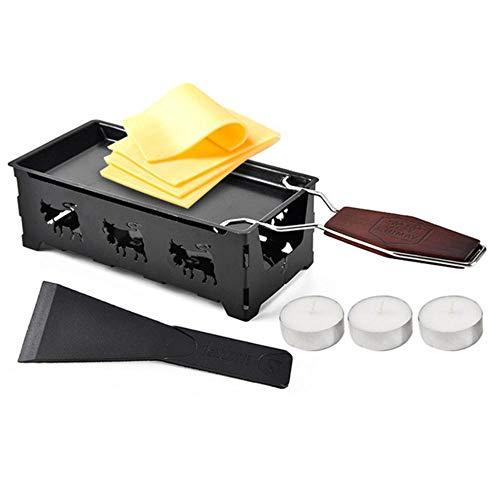 EDCV Rotaster-plaat Bakplaat Keukenframe Spatel Keukenset Bakgereedschap Non-stick metalen kaasbakpan Grill Oven, 1 set