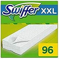 P & G Professional Swiffer XXL doeken stofwisser voor de bezem, 6 x 16 stuks