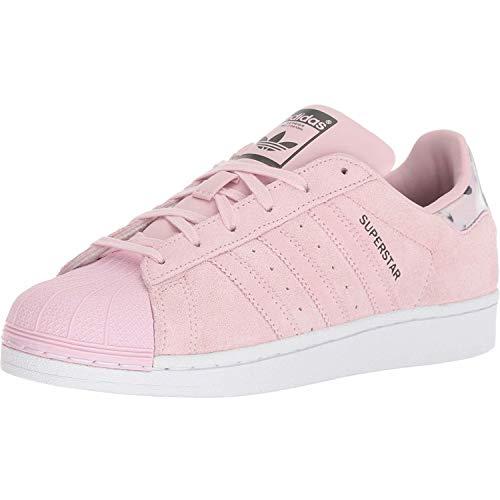 adidas Superstar J, Scarpe da Fitness Unisex-Bambini, Rosa (Rosa 000), 36 EU