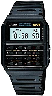 Casio Sport Watch For Kids Digital Plastic - Ca-53W-1Zdr