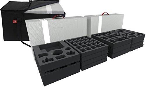 Feldherr Foam Kit for The Complete Massive Darkness Kickstarter Pledge with Transporter...