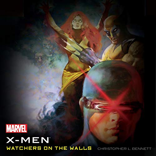 The X-Men: Watchers on the Walls cover art