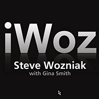 iWoz audiobook cover art