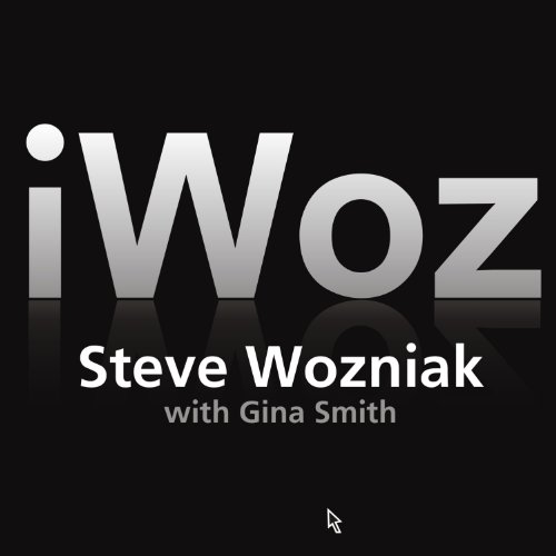 iWoz     How I Invented the Personal Computer and Had Fun Along the Way              Written by:                                                                                                                                 Steve Wozniak,                                                                                        Gina Smith                               Narrated by:                                                                                                                                 Patrick Lawlor                      Length: 9 hrs and 13 mins     7 ratings     Overall 4.1